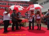 Penyerahan Simbolis All New CBR 150 R
