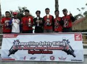 Competition Safety Riding Advisor for Community Regional Banten 2014