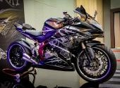 Honda CBR250RR Custom Bike Low Rider