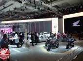 Jajaran Big Bike Honda di IIMS 2017