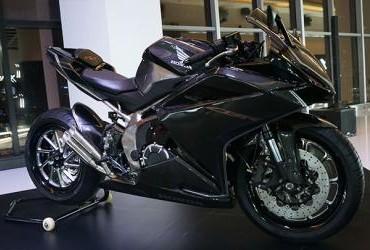 All New Honda CBR250RR versi Modifikasi