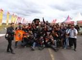 Honda Bikers Day 2016 Regional Sumatera (part-1)