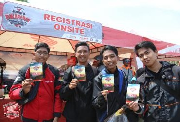 Honda Bikers Day 2016 Nasional Banyuwangi (Part-1)
