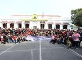 Konvoi Merdeka Honda Community Jawa Timur