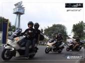 """Honda PCX 150 Fun Rally bertajuk """"Let's Enjoy Your PCX"""" pada 12 November 2017 di Kota Medan"""