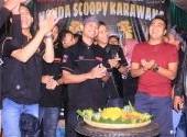 Anniversary Honda Scoopy Karawang ke-6