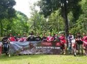 Bikers Adventure Camp Bersama Pecinta CRF150L & komunitas Honda pada 21 Jan 2018 di Tapian Bolang, D