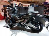 Honda X-ADV di IIMS 2018 (Part-1)