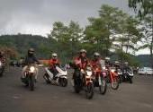 HBD 2018 Regional Sulawesi - Komunitas dan Tim Honda Community