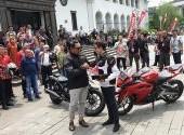Marc Marquez Ke Bandung Part 3