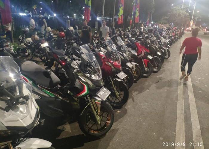 Pengguna Honda ADV Punya Wadah, PIC Wahana Hadir, Ini Nama Komunitasnya.