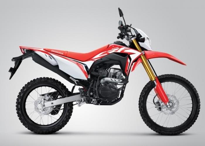 Menjadi Motor Favorit, Honda CRF150 Catat Ekspor Positif
