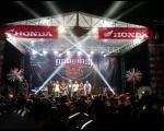 Satu Dekade AHJ Di Buka Dengan Palang Pintu, Lagu Indonesia, Ikrar Bikers & Tarian Budaya Betawi.