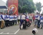 Asah Skill Berkendara Aman, Matic Bengal's AHJ Gelar Pelatihan Safety Riding