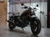 AHM Resmi Rilis Honda Rebel