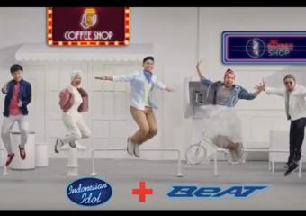 Honda BeAT x Indonesian Idol
