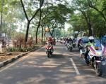 Komunitas HAI Jakarta dan Tangerang Gelar Rolling City ke Kampung Tehyan, Ini Sejarahnya
