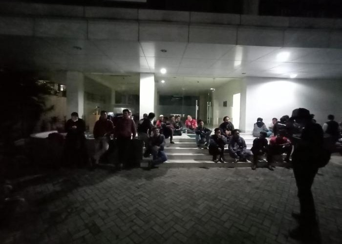 Para Pria Berkarisma Sejabotabek Hadiri Kopdar KaFC di Era New Normal.