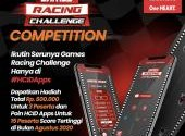 Games Racing Challenge Competition - Part 2