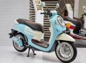 All New Honda Scoopy Custom Bike Fashionable