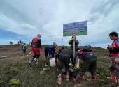 Jelajah alam CRF Manokwari Community