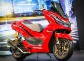 All New Honda PCX Custom Bike - Advance Sporty