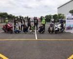 Anggota HPCI Sidoarjo Terpesona Sensasi Matic Besar PCX 160 Di MPM Riding Experience PCX