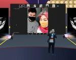 Tunas Honda lakukan Virtual Canvassing Bersama Seluruh Dealer Honda di Lampung.