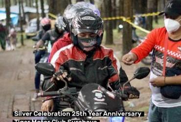 Silver Celebration 25th Year Anniversary Tiger Motor Club Surabaya