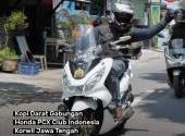 Kopi Darat Gabungan Honda PCX Club Indonesia Korwil Jawa Tengah