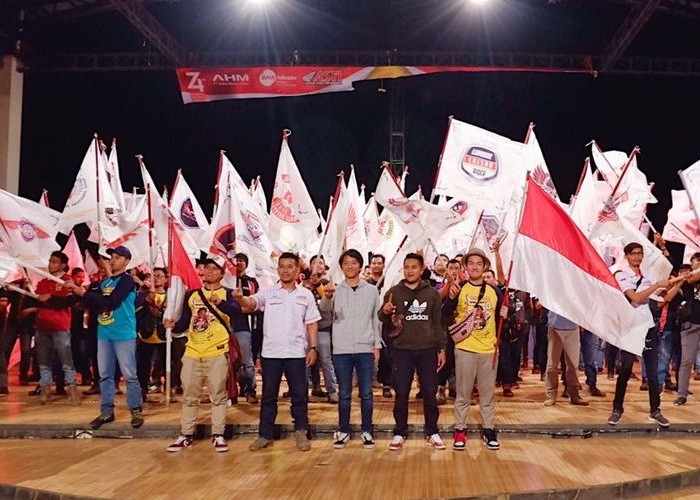 ASFI Wadah Pemersatu Klub dan Komunitas CB150R di Indonesia