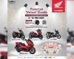 Pameran Virtual Honda Special Menyambut Lebaran