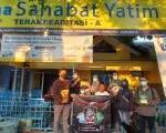 Berbagi Berkah di Bulan Ramadhan HAI Surabaya memberikan Santunan Anak Yatim dan Dhuafa