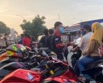 Bikers CBR Club Deliserdang Aksi Berbagi