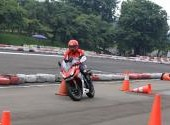 Indonesia CBR Race Day 2019 Seri 3 - Honda CB150R Slalom Challenge