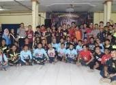 Syukuran Perayaan HUT ke-2 CBR Riders Club Wonogiri