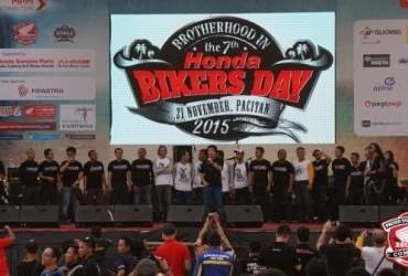 Deklarasi Honda Big Bike Indonesia HBD2015