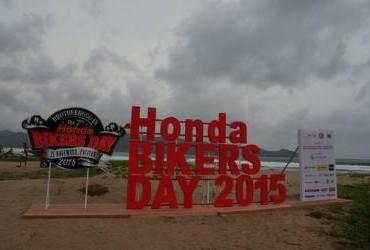 Pra Honda Bikers Day 2015 HBD2015