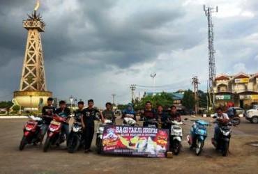 Bagi Takjil Serentak Klub Beat RBI Se-Indonesia (Album 1)
