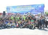 Lomba Safety Riding Polrestabes Surabaya