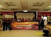 PELATIHAN KOMPETISI SAFETY RIDING 2014