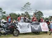 Bikers CBR Se-Bogor Raya Sunmori ke Taman Wisata Alam Gunung Batu, 21 januari 2018