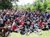 Sunmori CBR se-Bogor, Villa The Forrest Puncak, Cisarua Bogor, 25 Maret 2018
