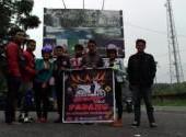 Touring Wisata Honda BeAT Club Padang